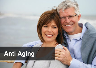 Vitamins for aging