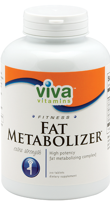 Fat Metabolizer Vitamin